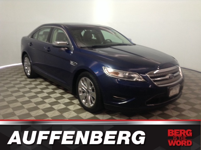 Pre-Owned 2012 Ford Taurus Limited