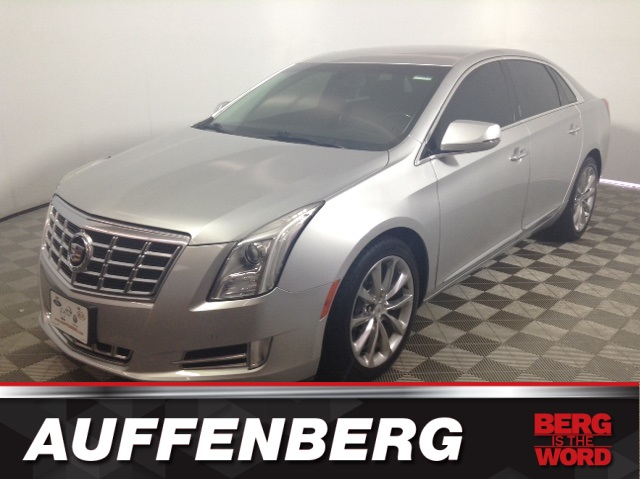 Pre Owned 2013 Cadillac Xts Luxury 4d Sedan In Ofallon 12727g