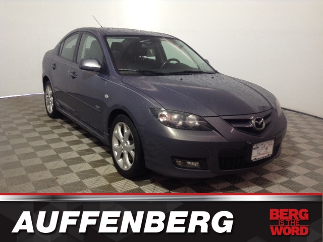 Pre Owned 2008 Mazda3 S Touring