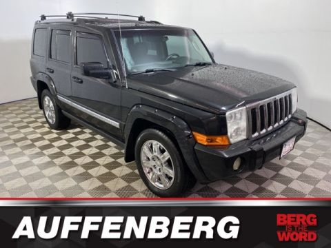 Pre-Owned 2010 Jeep Commander Limited
